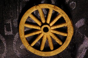 Childs Toy - Wagon Wheel