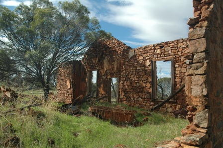 Today's Metal Detecting Spot 2 - Old Australian Homestead Ruins