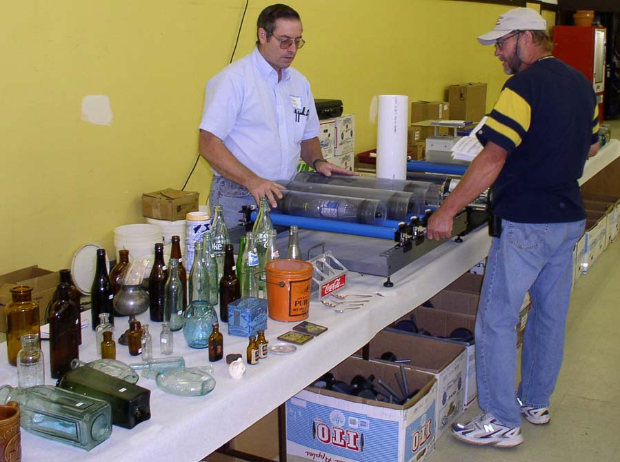 Cleaning Old Bottles And Jars Losttreasure Com Au