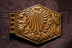 Beautiful Art Deco Broach