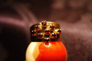 Gold and Rubies