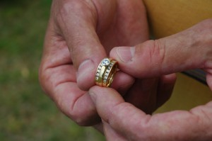 Allison's Lost Wedding Ring from Rockingham Beach