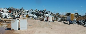 Australian Rubbish Dump - Copper and Aluminum Recyclers Dream