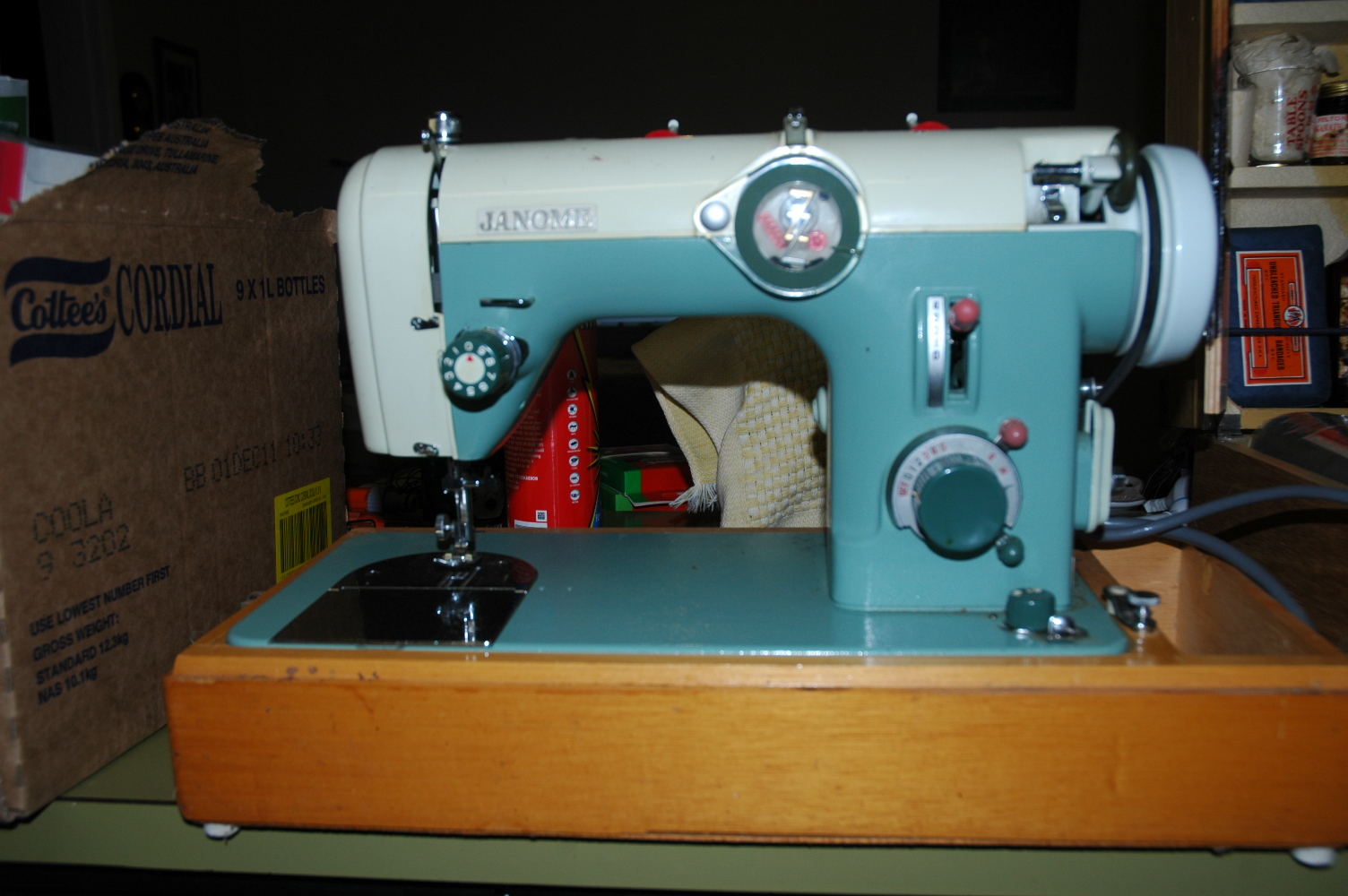 stirling janome sewing machine instructions
